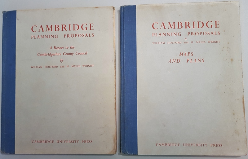 Image for Cambridge Planning Proposals 2 Volumes.