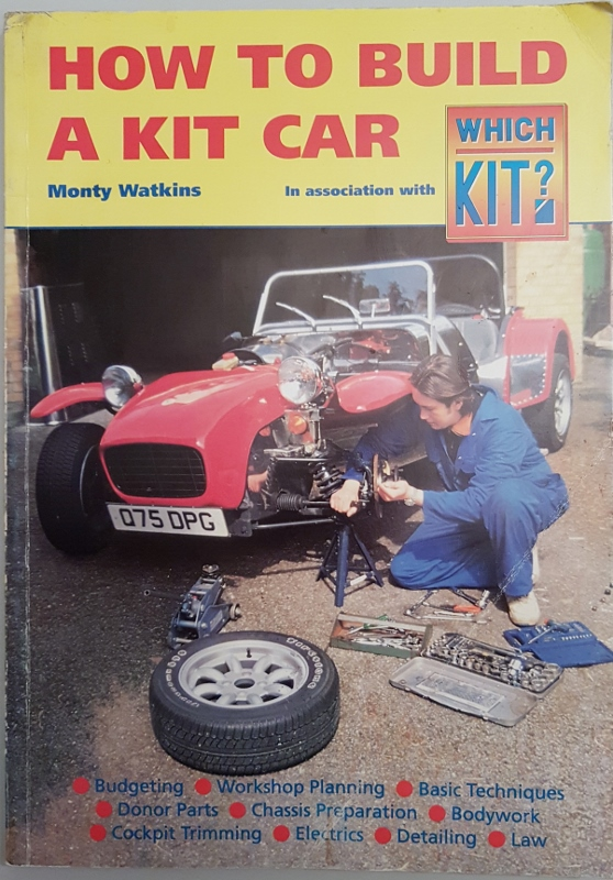 Image for How to Build a Kit Car