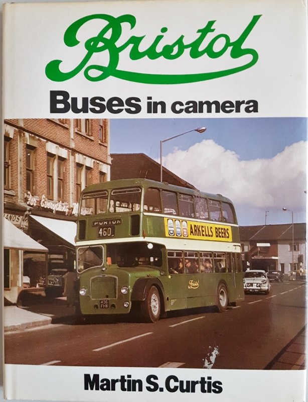 Image for Bristol Buses in Camera