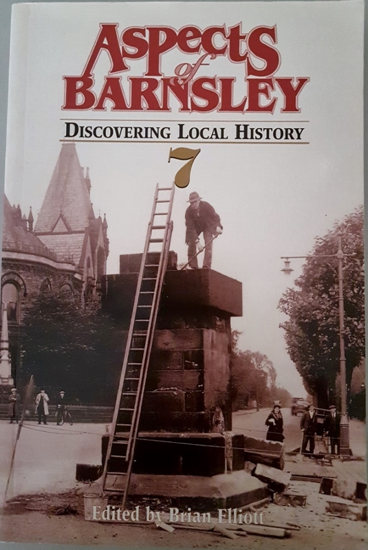 Image for Aspects of Barnsley.  Discovering Local History 7