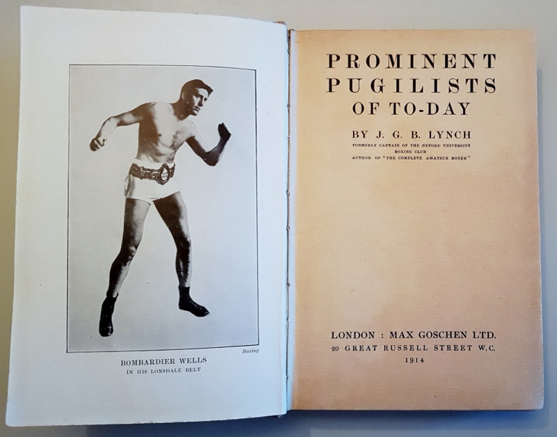 Image for Prominent Pugilists of To-day