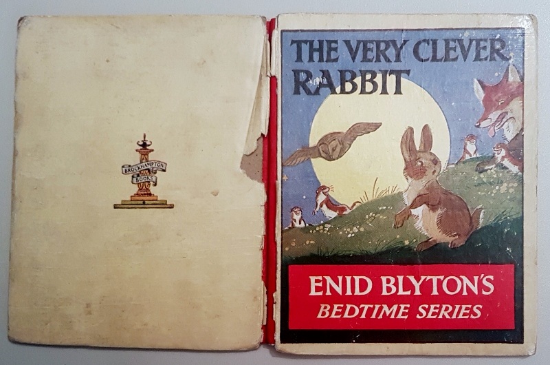 Image for The Very Clever Rabbit. Enid Blyton's Bedtime Stories