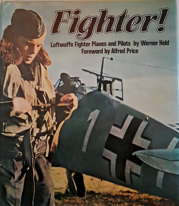 Image for Fighter!: Luftwaffe Fighter Planes and Pilots