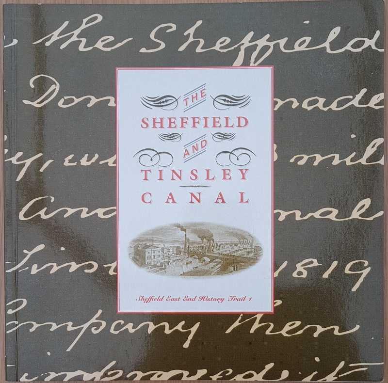 Image for The Sheffield and Tinsley Canal : Sheffield East End History Trail 1