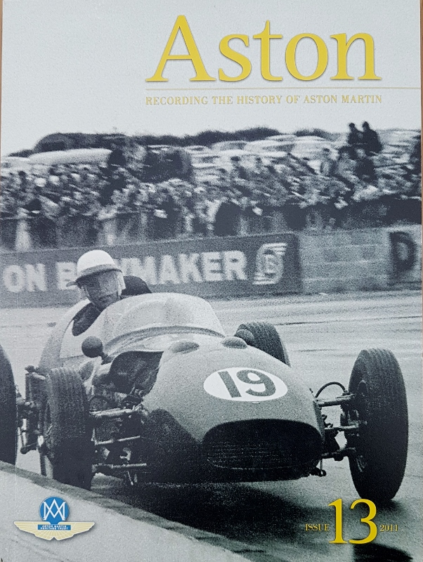 Image for Aston. Recording the History of the Aston Martin. Issue 13