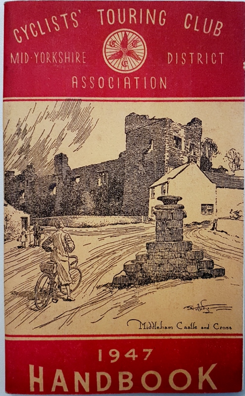 Image for Cyclists' Touring Club Mid Yorkshire District Association 1947 Handbook