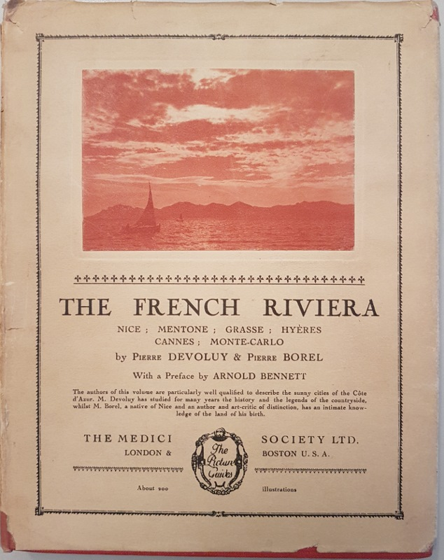 Image for The French Riviera