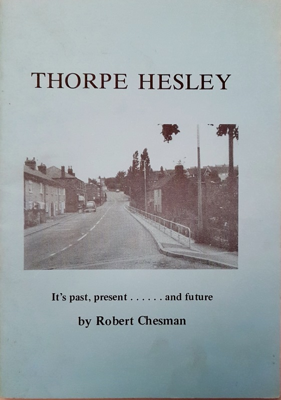Image for Thorpe Hesley : It's Past, Present and Future
