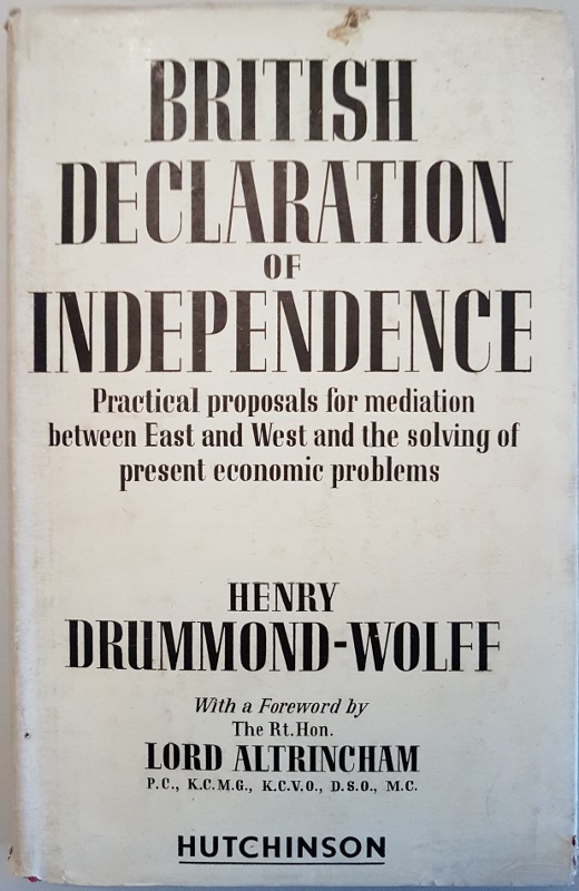 Image for British Declaration of Independence