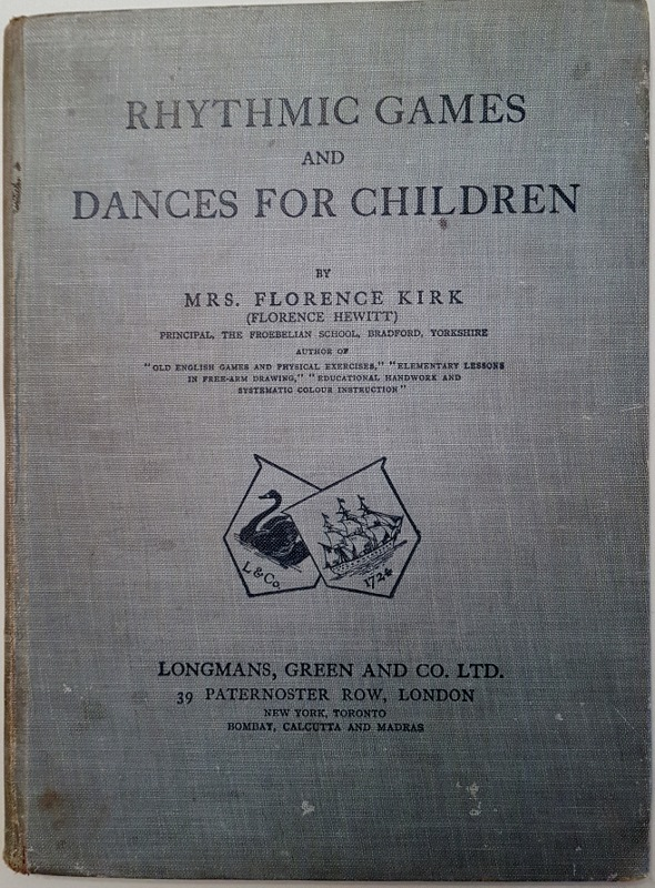 Image for Rhythmic Games and Dances for Children