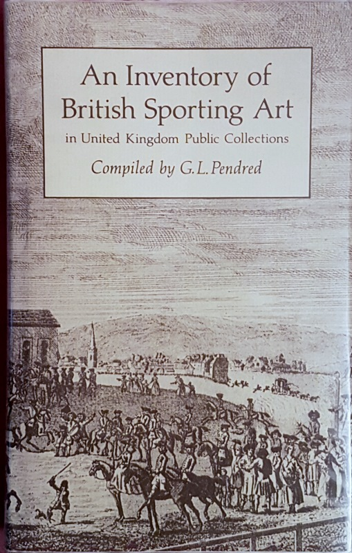 Image for An Inventory of British Sporting Art in United Kingdom Public Collections