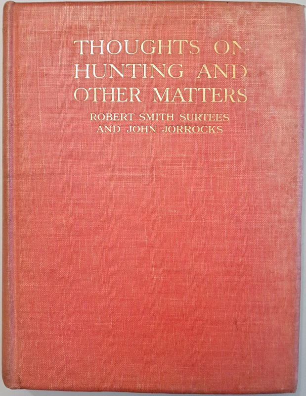 Image for Thoughts on Hunting and Other Matters