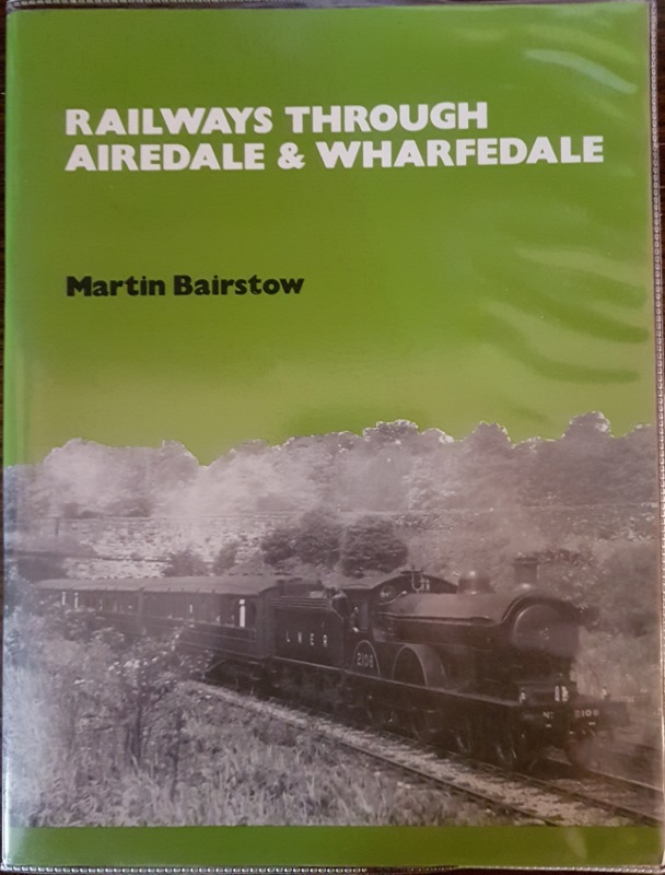 Image for Railways Through Airedale & Wharfedale