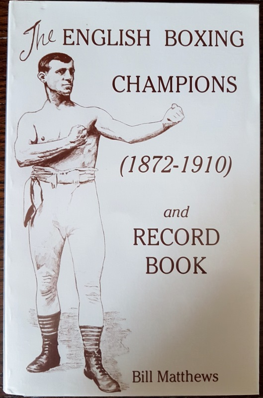 Image for The English Boxing Champions 1872-1910 and Record Book