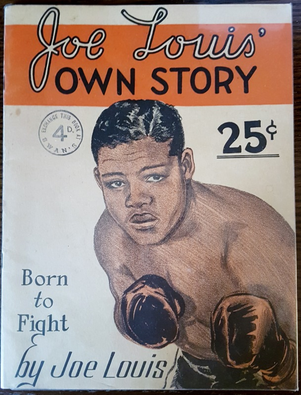 Image for Joe Louis' Own Story : Born to Fight