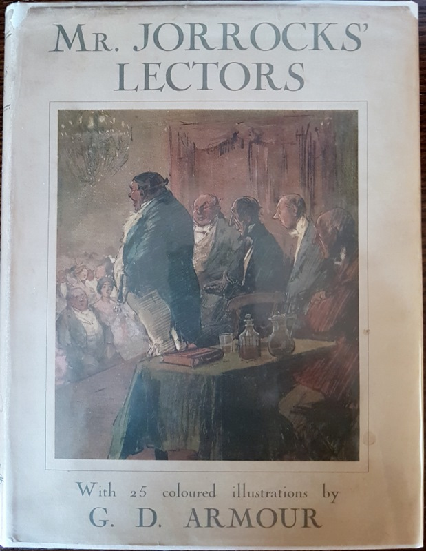 Image for Mr Jorrocks' Lectors from Handley Cross