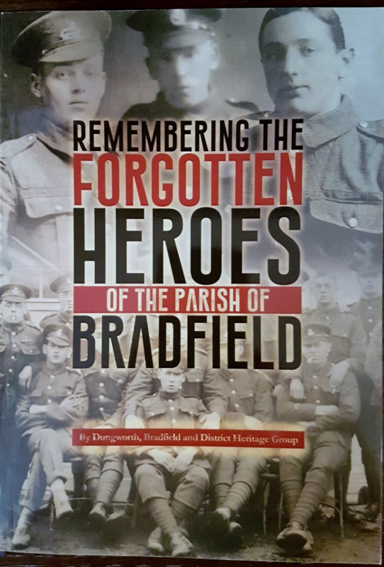 Image for Remembering the Forgotten Heroes of the Parish of Bradfield