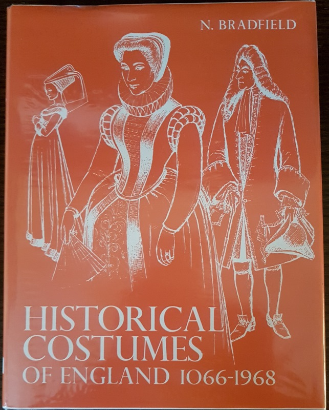 Image for Historical Costumes of England from the Eleventh to the Twentieth Century