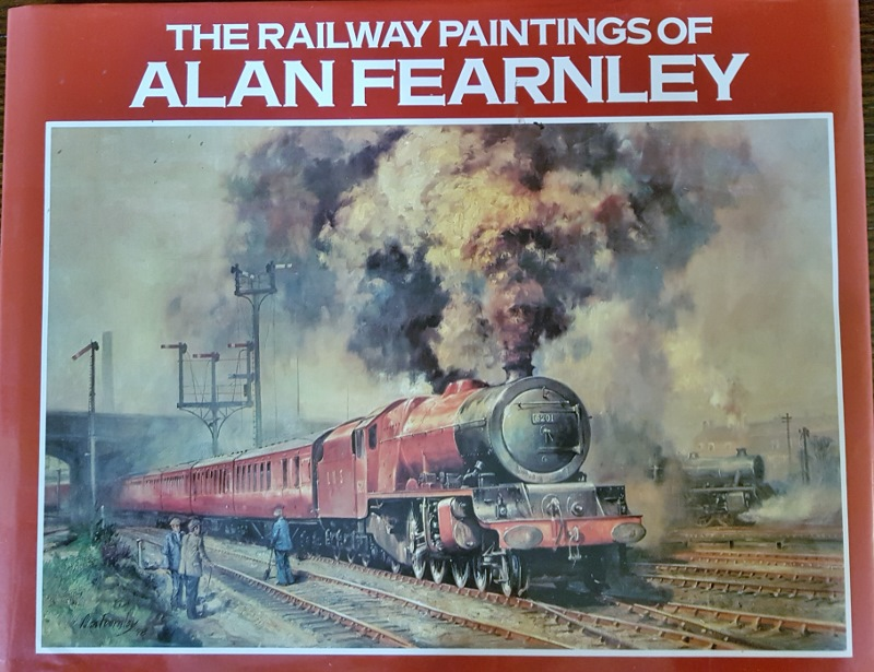 Image for The Railway Paintings of Alan Fearnley