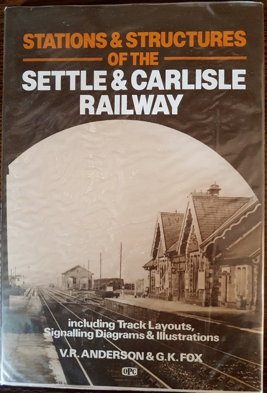 Image for Stations & Structures of the Settle & Carlisle Railway