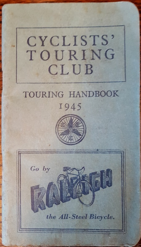 Image for Cyclists' Touring Club Touring Handbook 1945