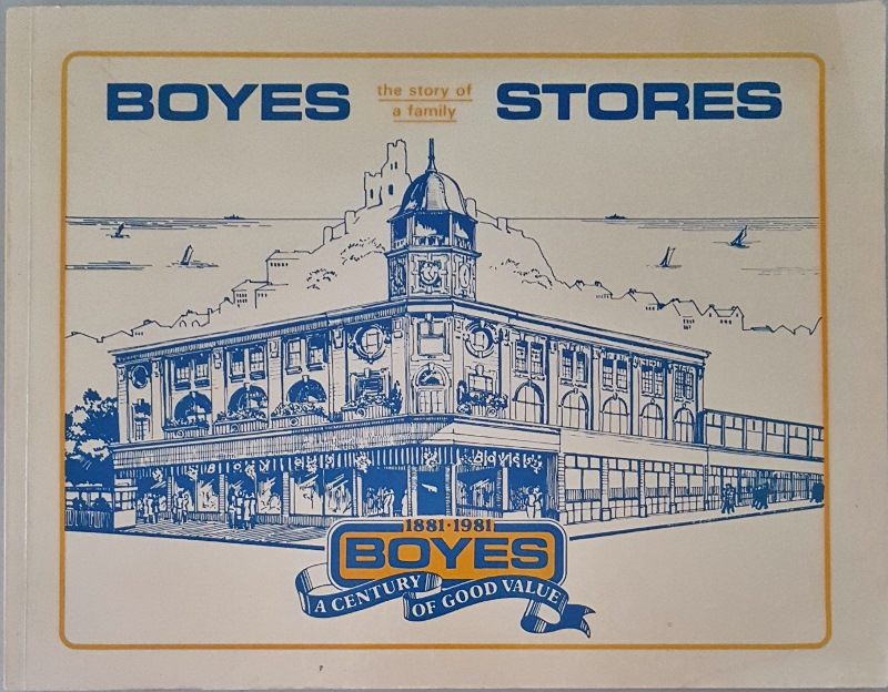 Image for Boyes Stores : The Story of a Family