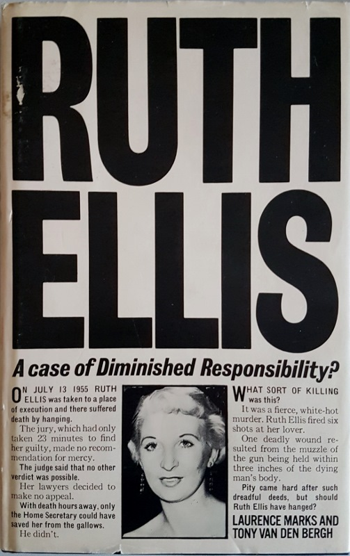Image for Ruth Ellis: A Case of Diminished Responsibility