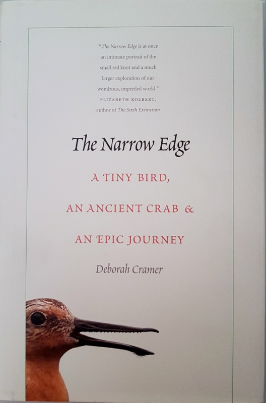 Image for The Narrow Edge : A Tiny Bird, An Ancient Crab & an Epic Journey