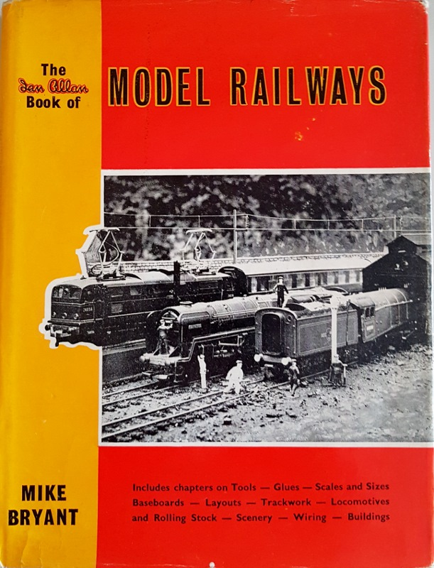 Image for The Ian Allan Book of Model Railways