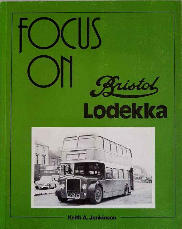 Image for Focus on Bristol Lodekka