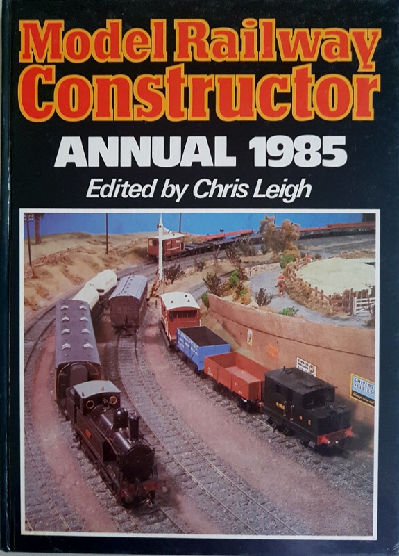 Image for Model Railway Constructor Annual 1985