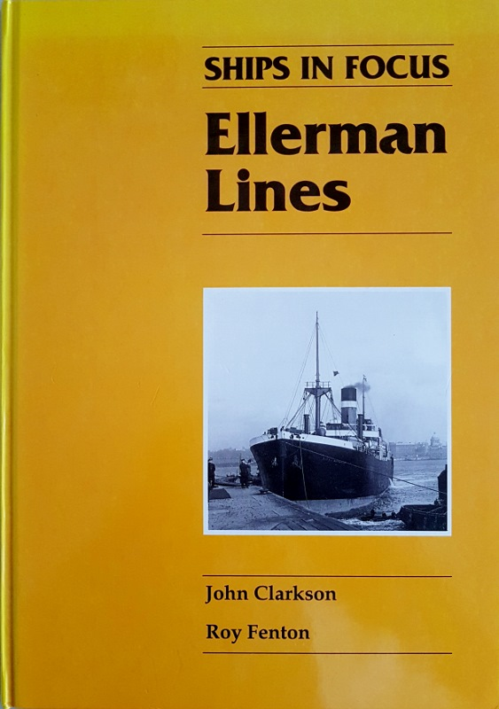 Image for Ellerman Lines (Ships in Focus)