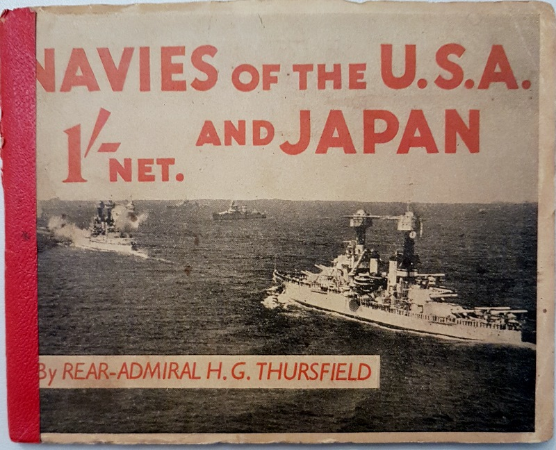 Image for The Navies of the United States and Japan