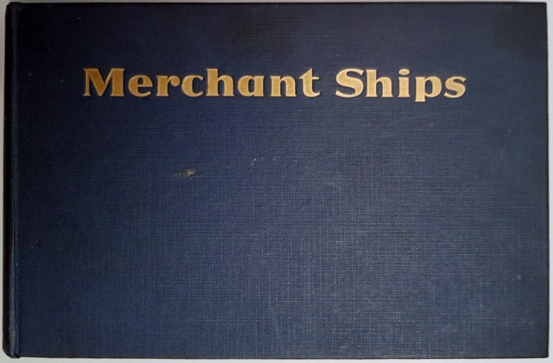 Image for Merchange Ships: World Built. 1958 Volume. Vessels of 1000 Tons Gross and Over Completed in 1957.  With Part II for Ships of Under 1000 Tons Gross