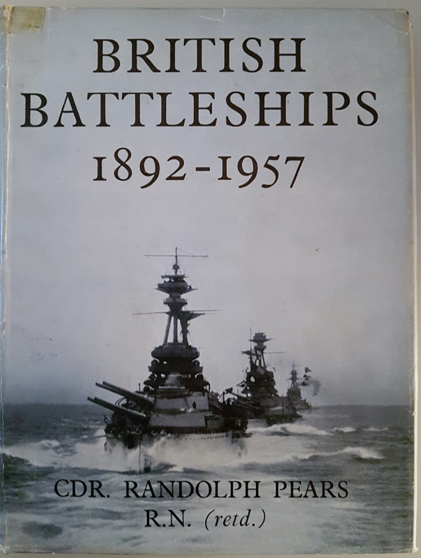 Image for British battleships 1892-1957. The Great Days of the Fleets