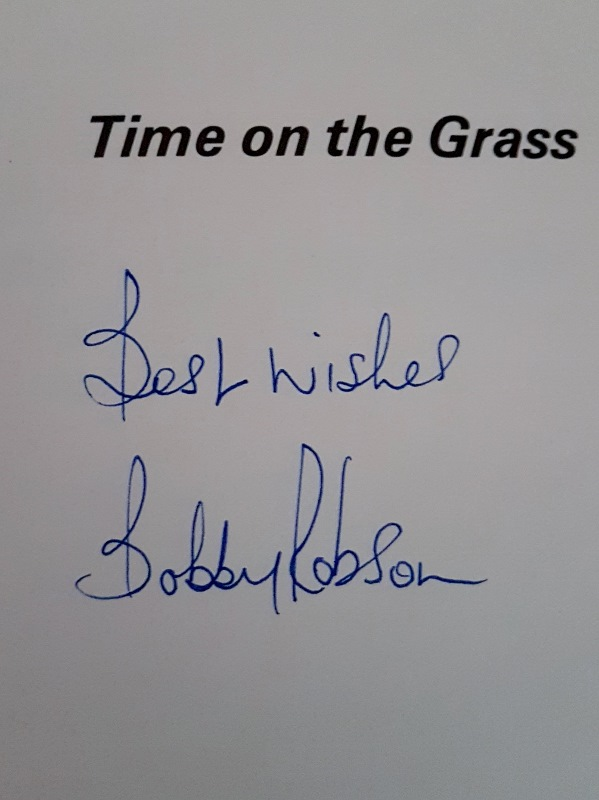 Image for Time on the Grass