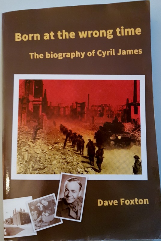 Image for Born at the Wrong Time. The Biography of Cyril James
