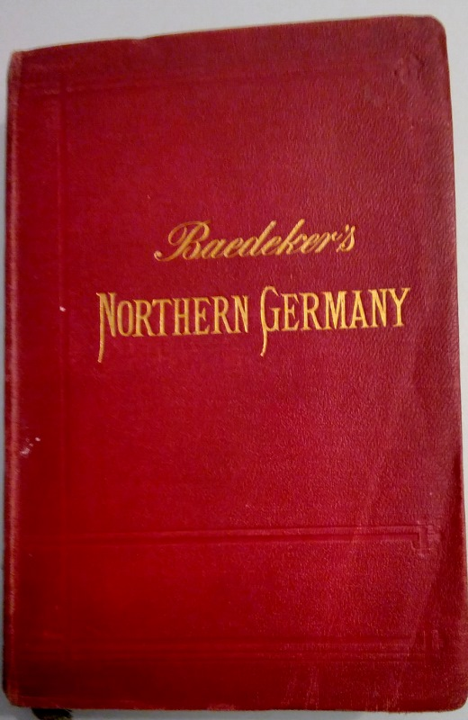 Image for Baedeker's Northern Germany