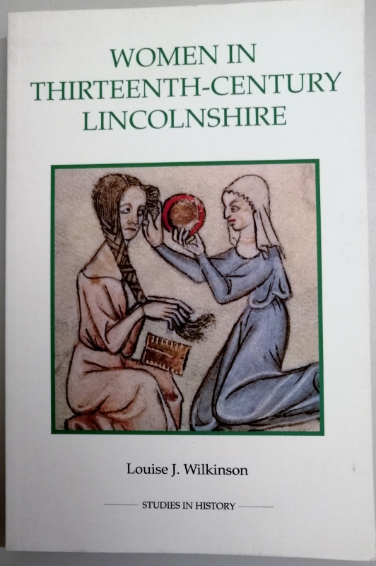 Image for Women in Thirteenth Century Lincolnshire
