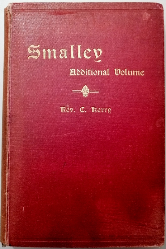 Image for Histories and Antiquities of Smalley in the County of Derby