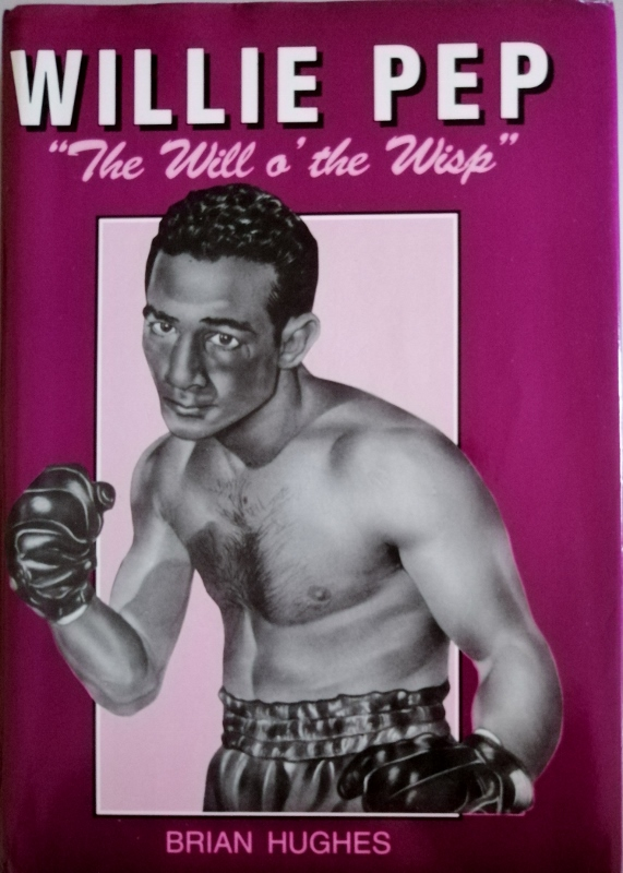 "Image for Willie Pep ""The Will o' the Wisp"""