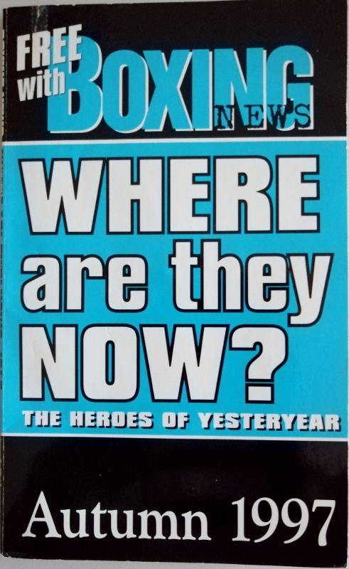 Image for Where are They Now? The Heroes of Yesteryear Autumn 1997