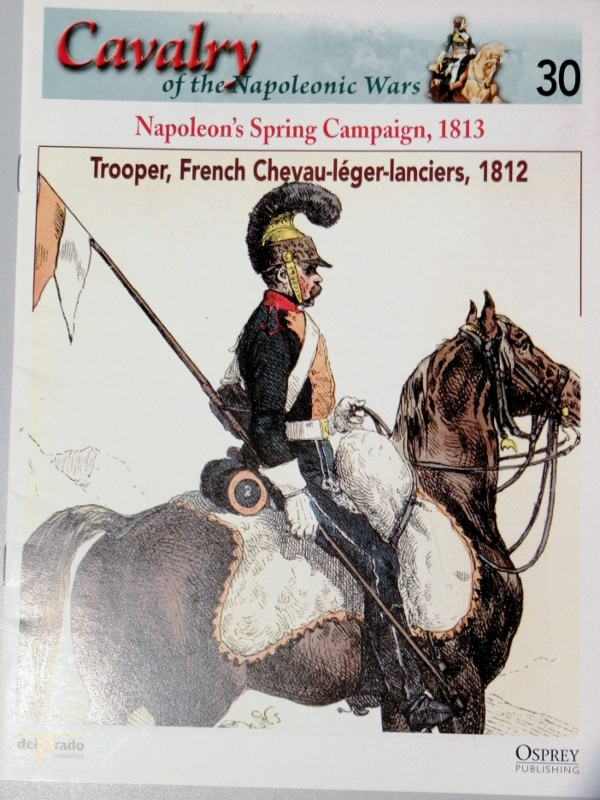 Image for Cavalry of the Napoleonic Wars 30: Napoleon's Spring Campaign, 1813