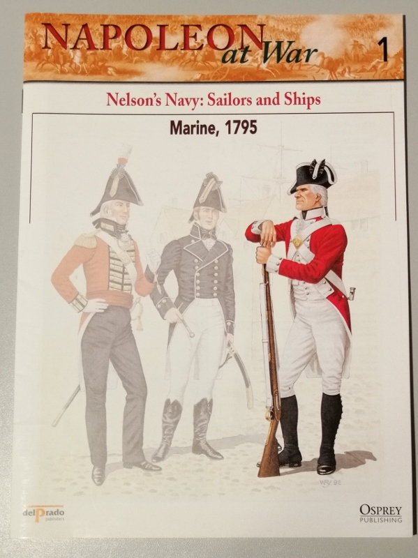 Image for Napoleon at War 1: Nelson's Navy: Sailors and Ships