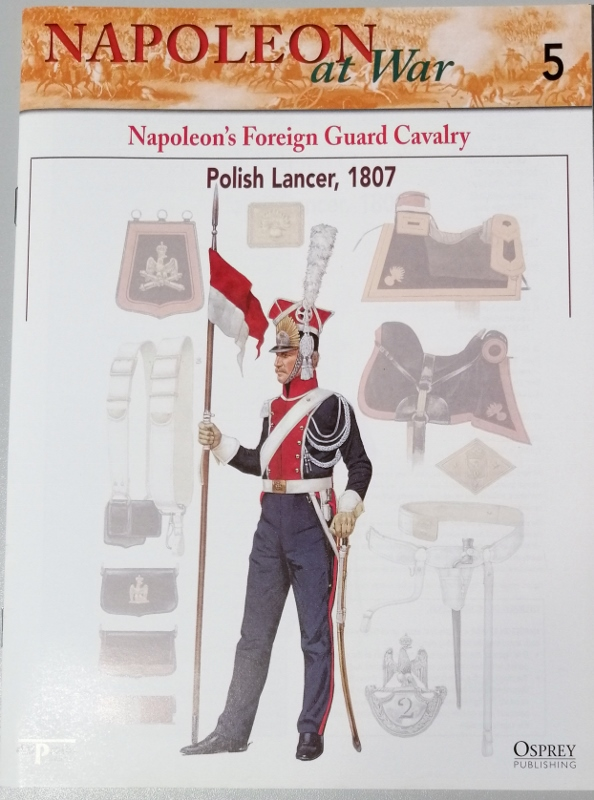 Image for Napoleon at War 5: Napoleon's Foreign Guard Cavalry