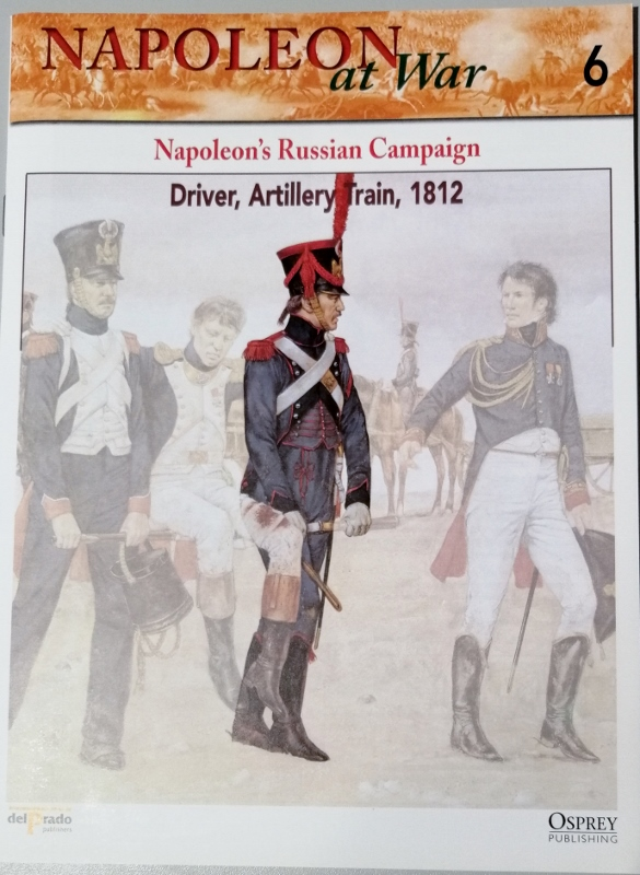 Image for Napoleon at War 6: Napoleon's Russian Campaign