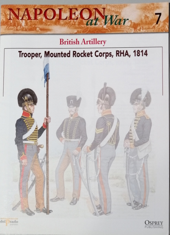 Image for Napoleon at War 7: British Artillery