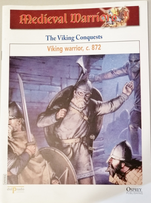 Image for Medieval Warriors : The Viking Conquests