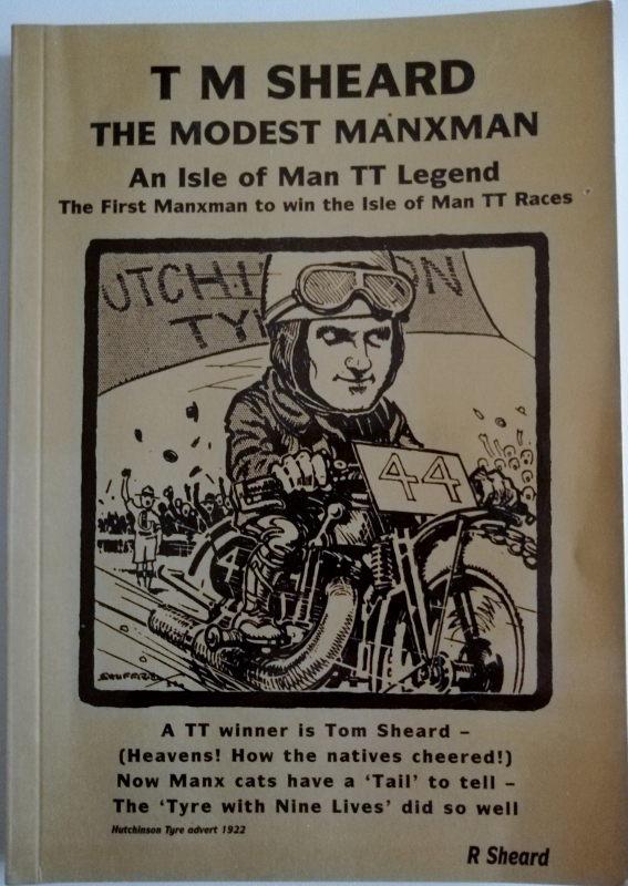 Image for The Modest Manxman: An Isle of Man TT Legend. The First Manxman  to Win the Isle of Man TT Races