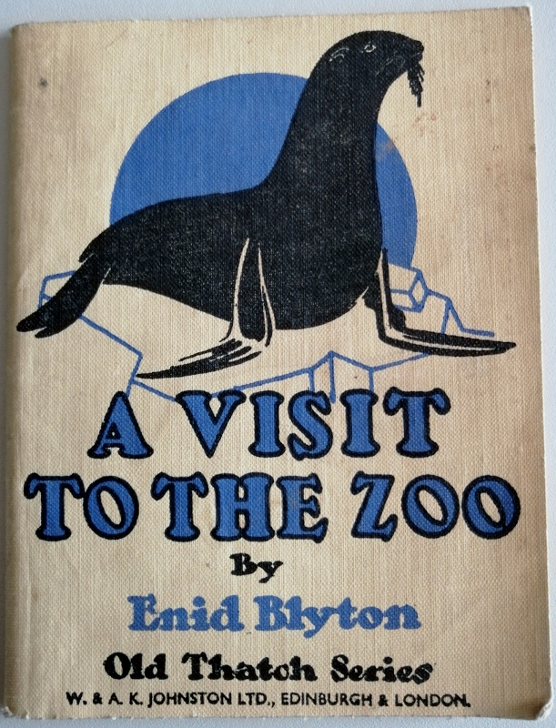 Image for A Visit to the Zoo (Old Thatch Series)